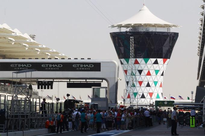 F1 GP Abu Dhabi: Prove Libere 1 in Diretta (Live e Foto)