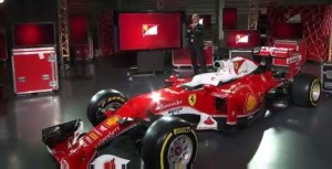 Ferrari SF16-H: la presentazione in Diretta (Foto, Video e Live)