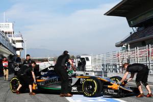 Test F1 Barcellona: la quarta giornata in Diretta (Live e Foto)