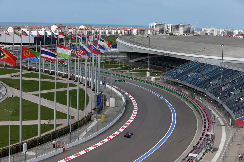 F1 GP Russia: Qualifiche in Diretta (Live e Foto)