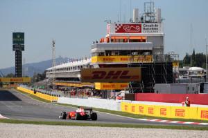 Test F1 Barcellona 3: la prima giornata in Diretta (Live e Foto)