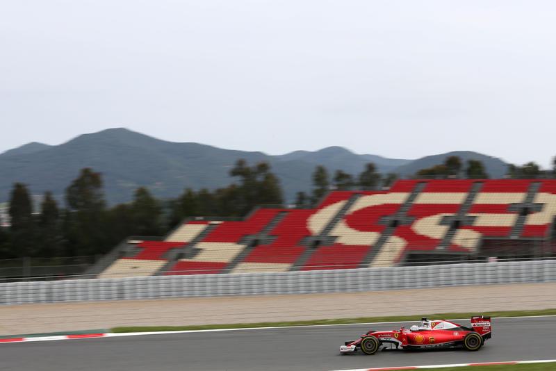 Test F1 Barcellona 3: la seconda giornata in Diretta (Live e Foto)