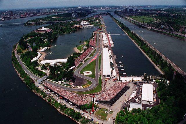 F1 GP Canada: Prove Libere 1 in Diretta (Live e Foto)