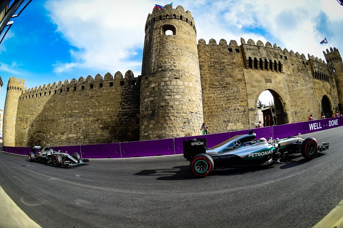 F1 GP Europa: La gara in Diretta (Foto e Live)