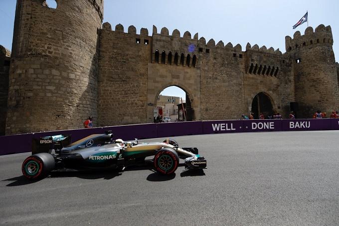 F1 GP Europa: Qualifiche in Diretta (Foto e Live)