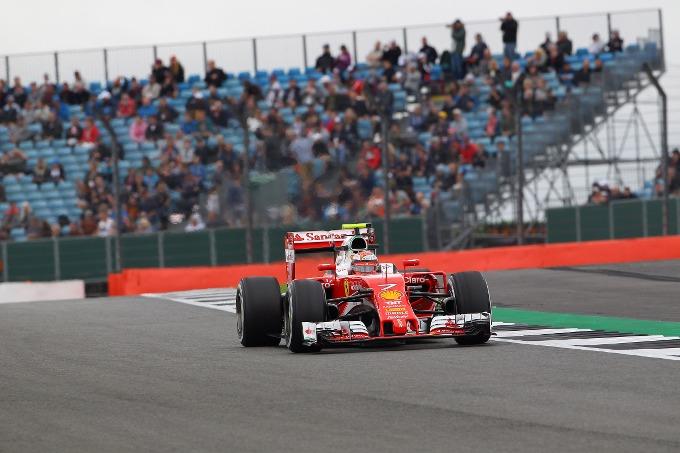F1 GP Gran Bretagna: Prove Libere 2 in Diretta (Foto e Live)