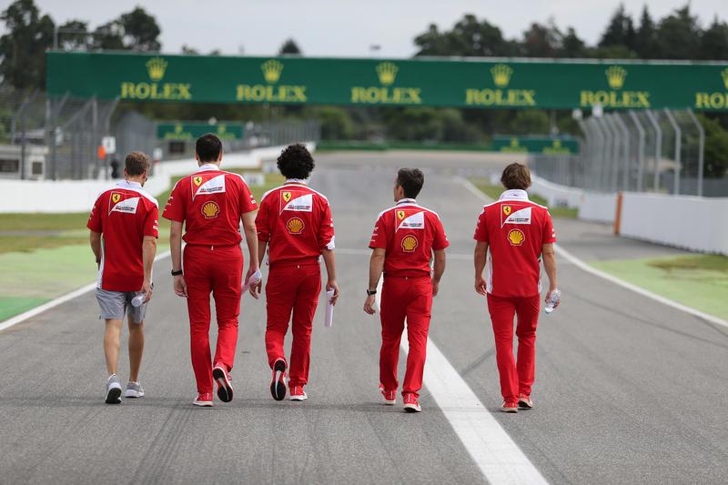 F1 GP Germania: Prove Libere 1 in Diretta (Live e Foto)