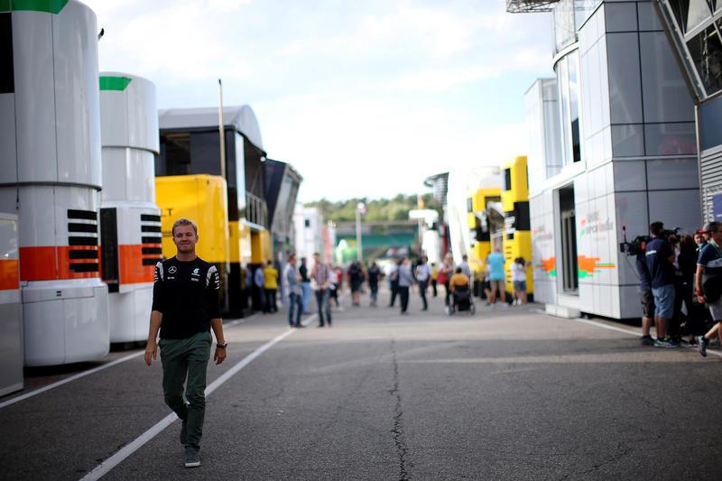 F1 GP Germania: Prove Libere 3 in Diretta (Live e Foto)