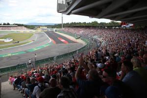 F1 GP Germania: La Gara in Diretta (Live e Foto)