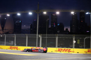 F1 GP Singapore: Prove Libere 2 in Diretta (Live e Foto)