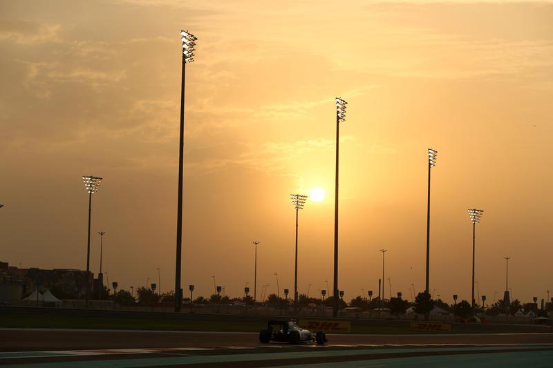 F1 GP Abu Dhabi: Qualifiche in Diretta (Live e Foto)
