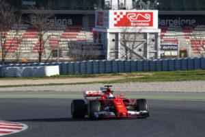 Test F1 Barcellona 2017: La Quinta Giornata in Diretta (Live e Foto)