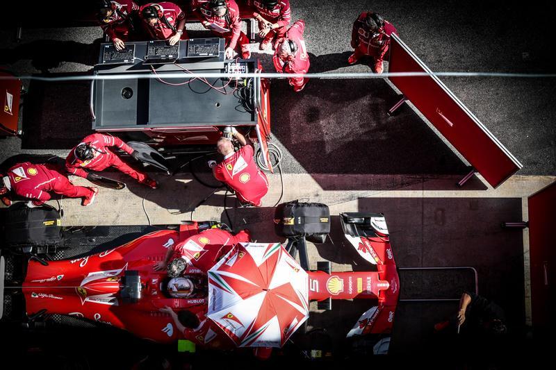 Test F1 Barcellona 2017: Ottava Giornata in Diretta (Live e Foto)