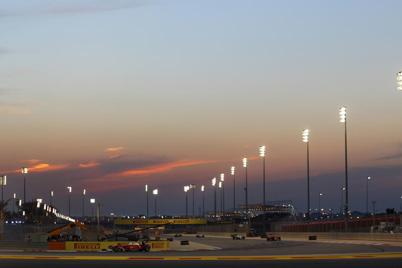 F1 GP Bahrain: Prove Libere 1 in Diretta (Live e Foto)