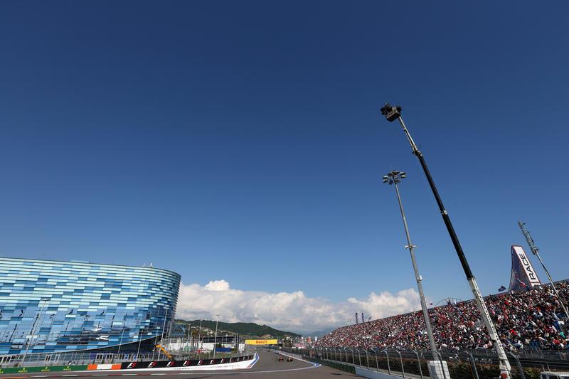 F1 GP Russia: Prove Libere 2 in Diretta (Live e Foto)