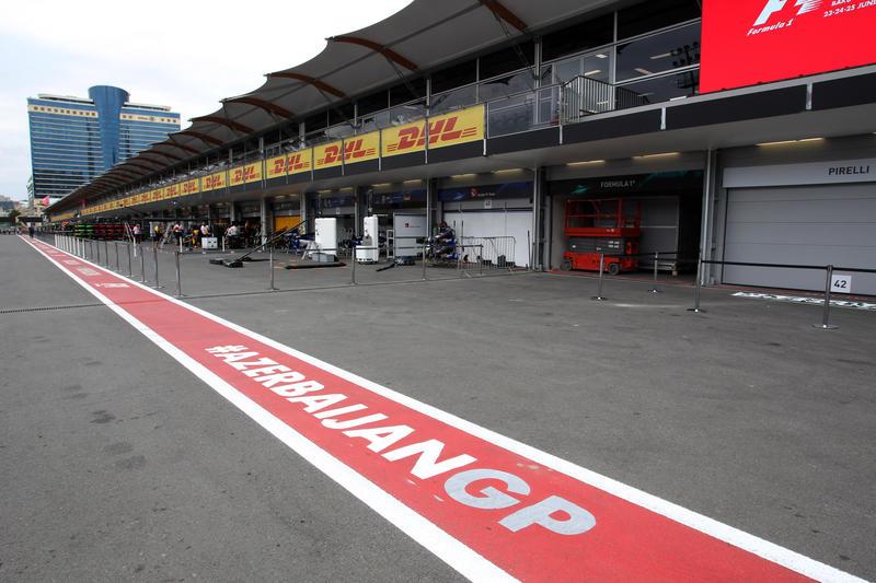 F1 GP Azerbaijan: Prove Libere 2 in Diretta (Live e Foto)