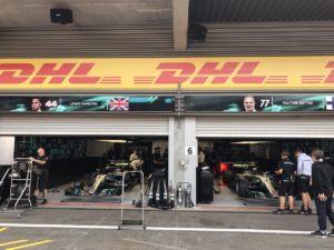 F1 GP Belgio: Prove Libere 1 in Diretta (Live e Foto)