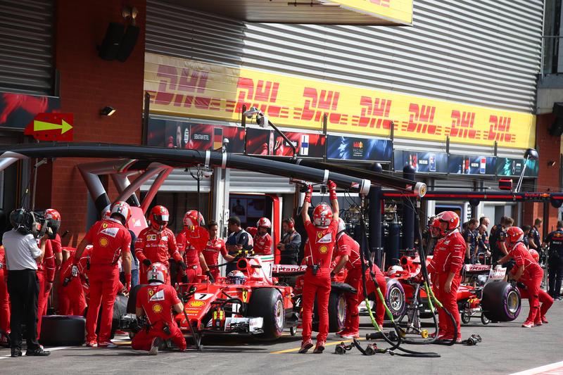 F1 GP Belgio: La Gara in Diretta (Live e Foto)
