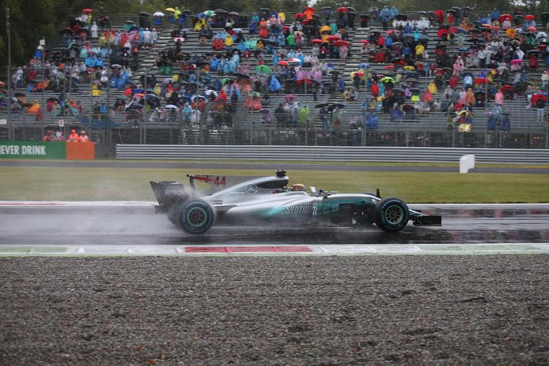 F1 GP Italia: Qualifiche in Diretta (Live e Foto)