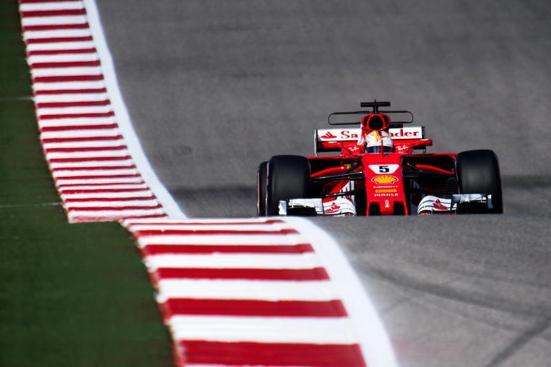 F1 GP Stati Uniti: Qualifiche in Diretta (Live e Foto)