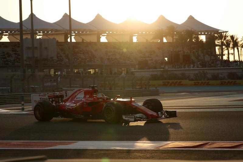 F1 GP Abu Dhabi: La Gara in Diretta (Live e Foto)