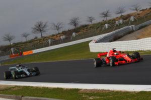 Test F1 Barcellona 2018: La Terza Giornata in Diretta (Live e Foto)