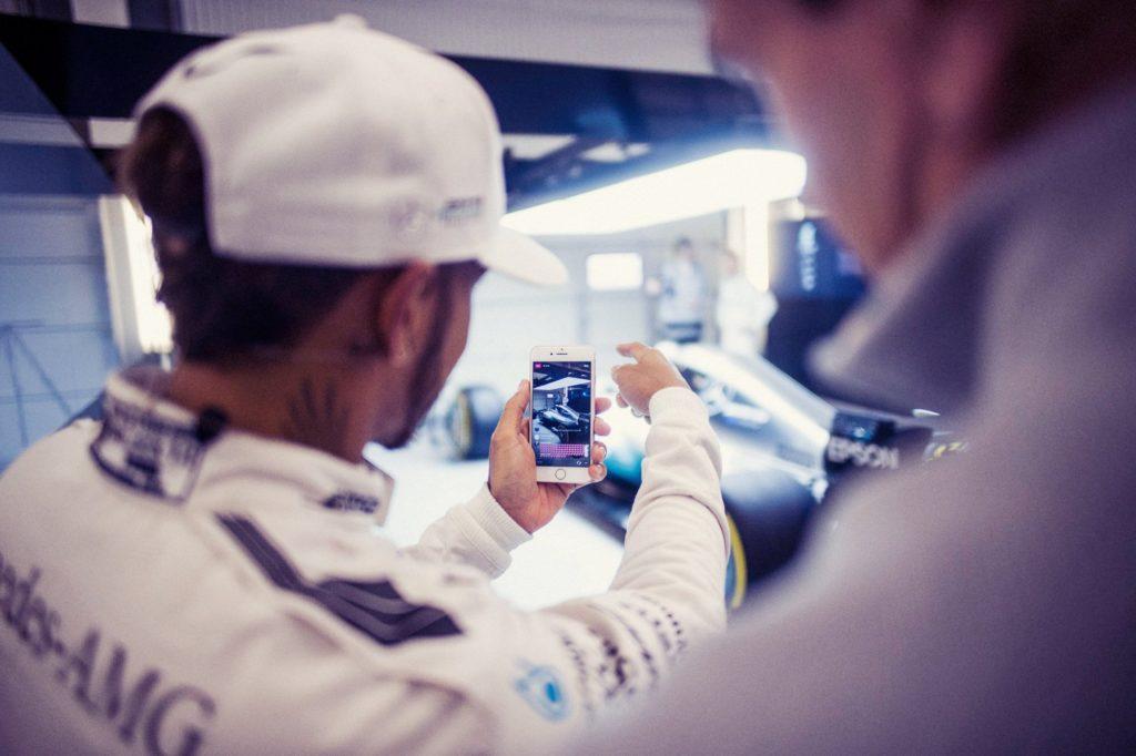 Formula 1 | Mercedes scalda i motori: tutto pronto per la presentazione della W09 EQ-Power