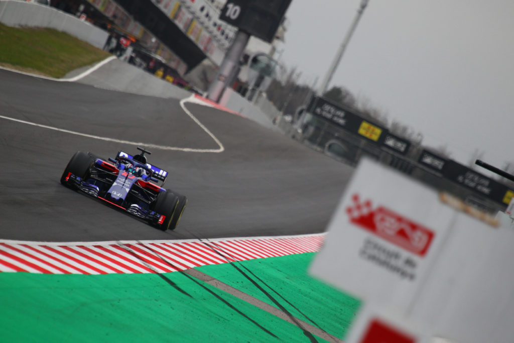 Formula 1 | Pubblicate le speed trap dei test a Barcellona: Honda sorpresa assoluta