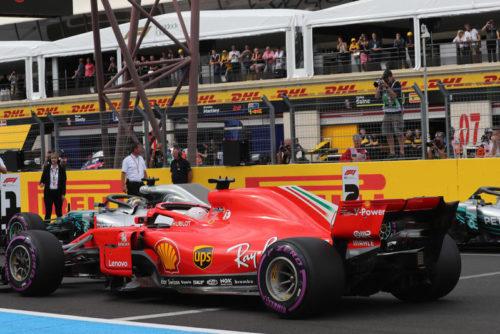 F1 GP Francia: la gara in diretta (live e foto)