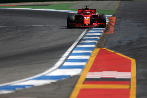 F1 GP Germania: Prove Libere 2 in diretta (live e foto)