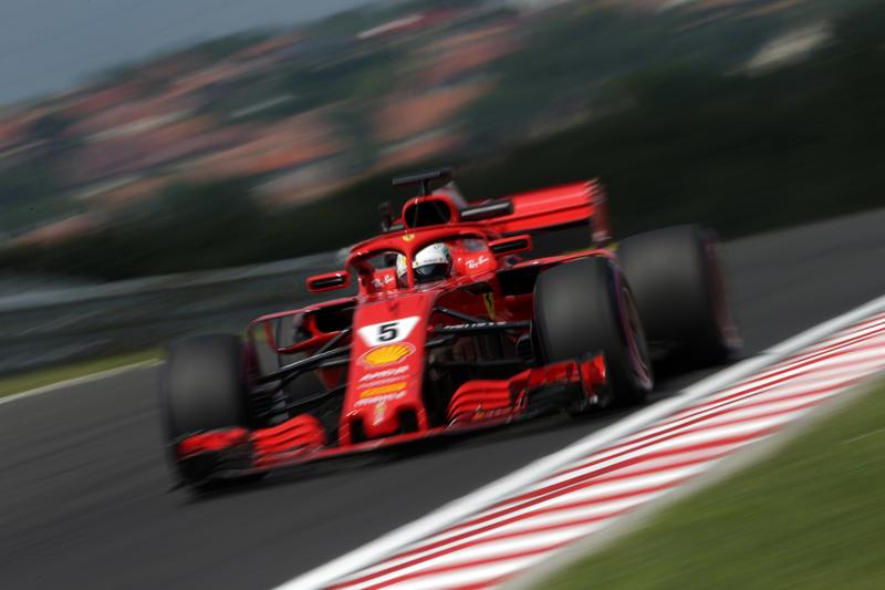 F1 GP Ungheria: Prove Libere 2 in diretta (live e foto)