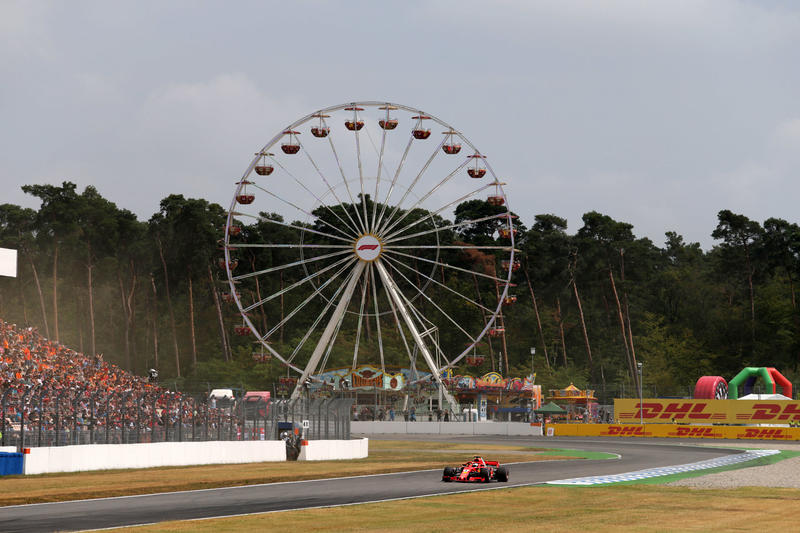 Gp di Germania ad Hamilton, Vettel: