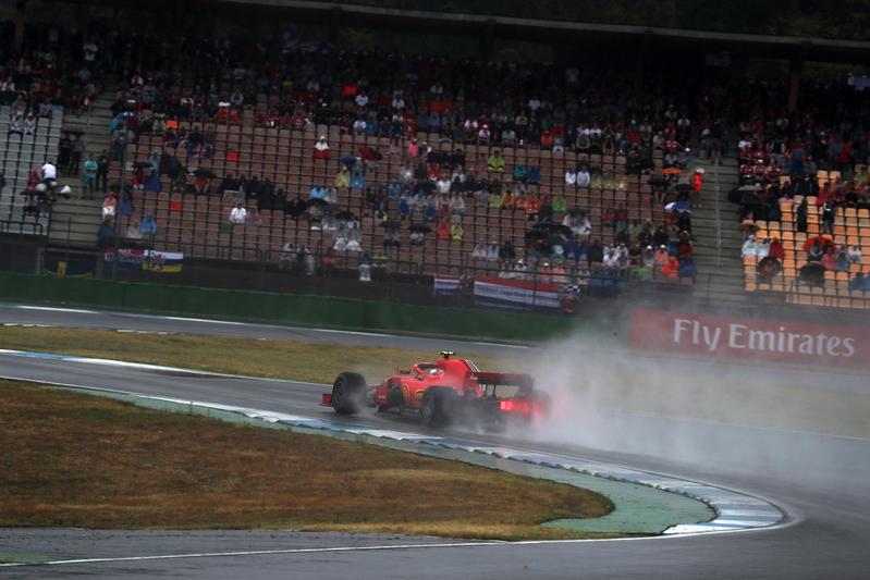 F1 GP Germania: Qualifiche in diretta (live e foto)