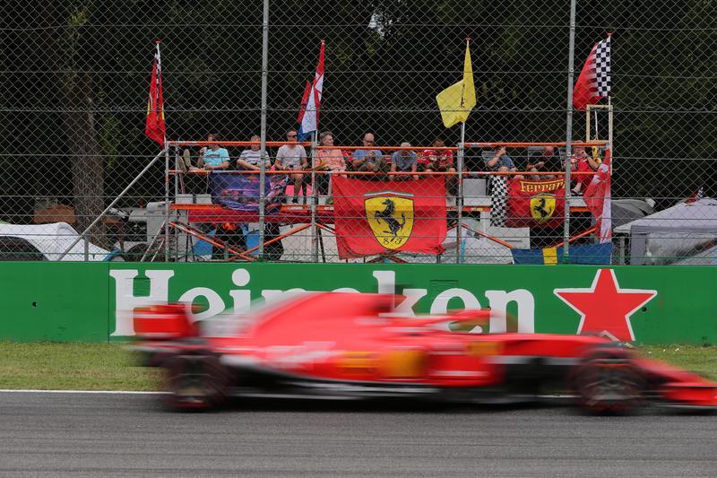 F1 GP Italia Prove Libere 3 in diretta