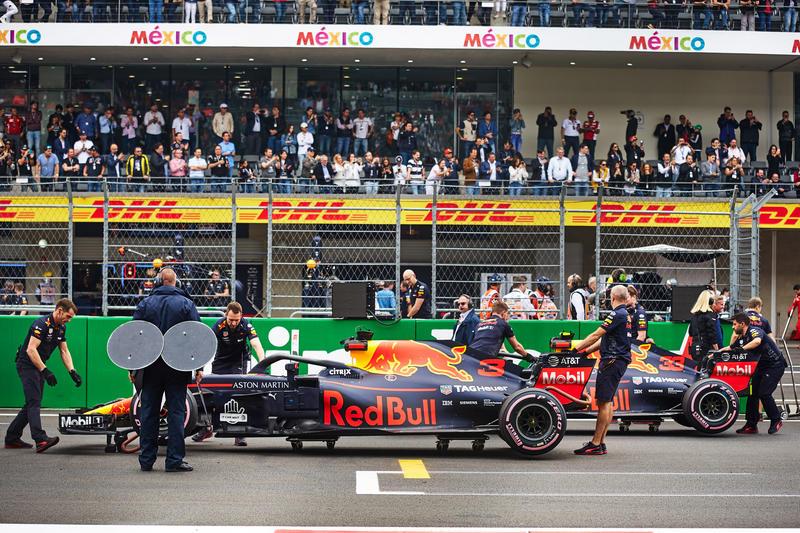 F1 GP Messico: la gara in diretta (live e foto)