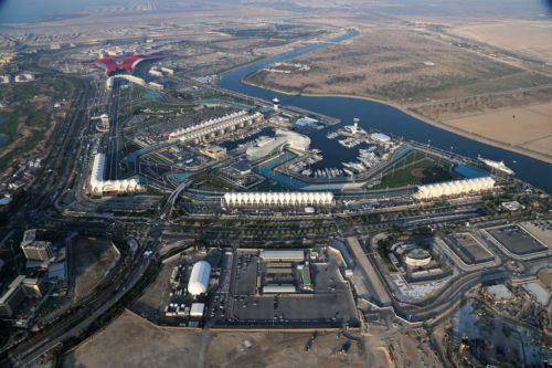 F1 GP di Abu Dhabi: Prove Libere 1 in diretta (live e foto)
