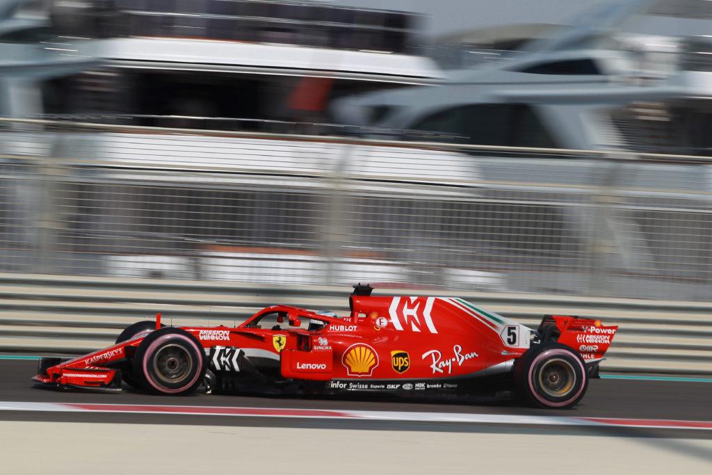 Test F1 Abu Dhabi 2018: la prima giornata in diretta (Live e Foto)