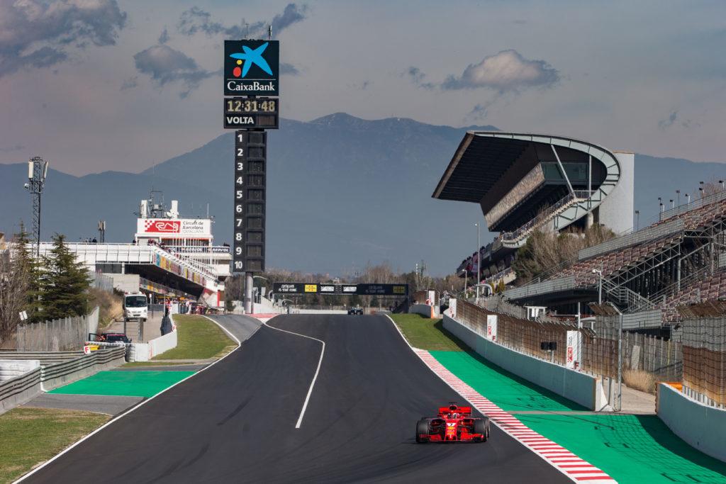 Test F1 Barcellona 2019, Sessione 2: La Prima Giornata in Diretta (Live e Foto)