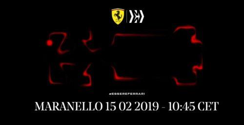 Formula 1 | Nuova Ferrari F1: la presentazione in Diretta (Foto e Video Live)