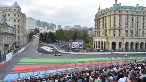 GP Azerbaijan : Prove Libere 2 in diretta (live e foto)