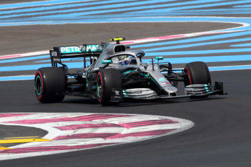 F1 | GP Francia: Bottas chiude al top la prima giornata di libere