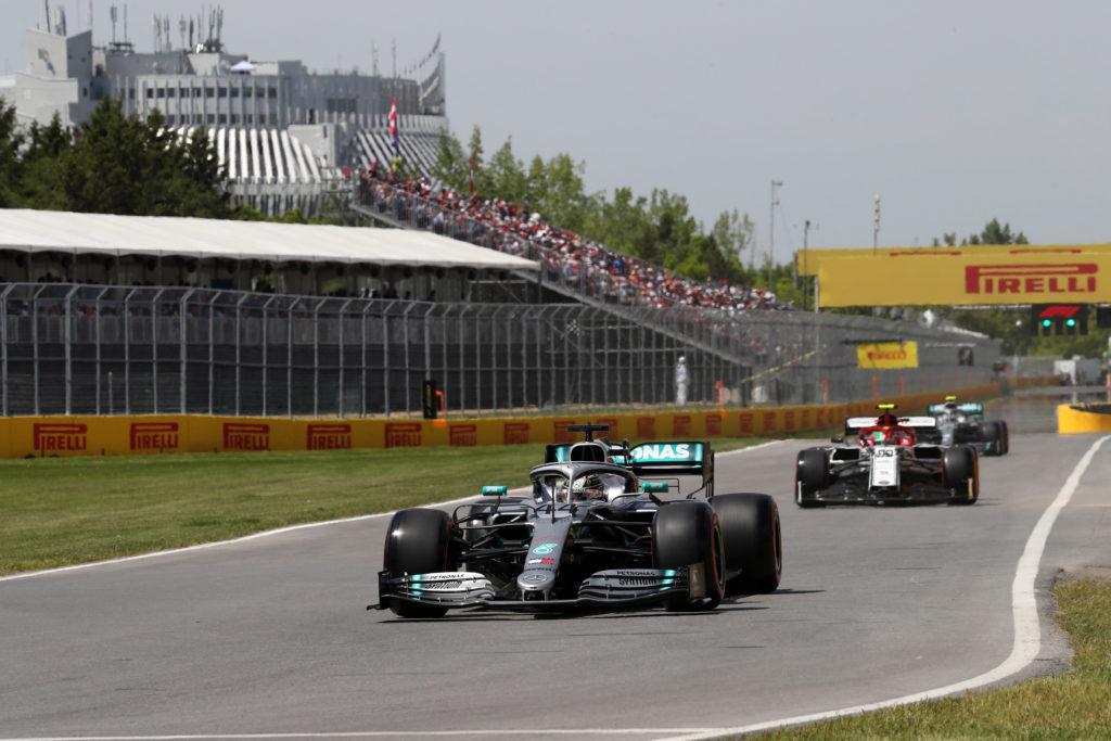 F1 | GP Canada: la gara in DIRETTA – Hamilton vince, penalità a Vettel