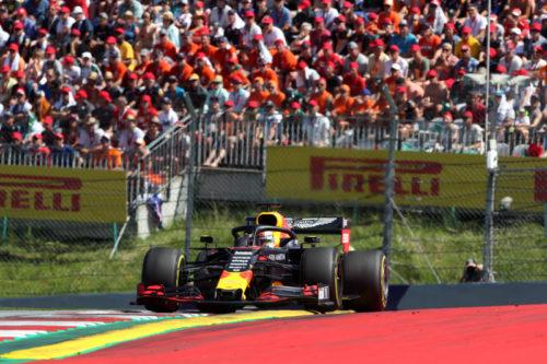 F1 | GP Austria: Verstappen rompe il dominio Mercedes