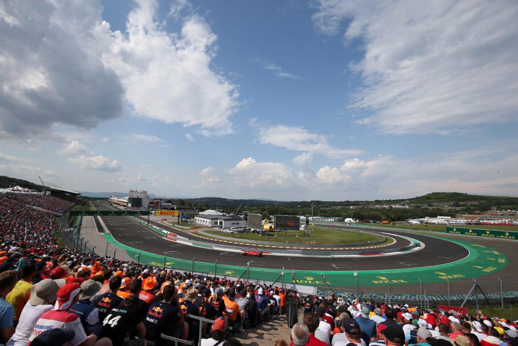F1 | GP d'Ungheria: la gara in DIRETTA – Verstappen in testa