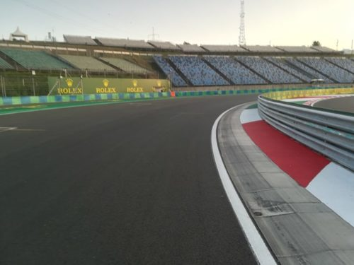 Lezione di Hamilton in Ungheria: Verstappen è battuto!