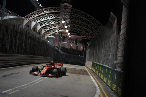 F1 | GP Singapore: Prove Libere 3 in DIRETTA (live e foto)