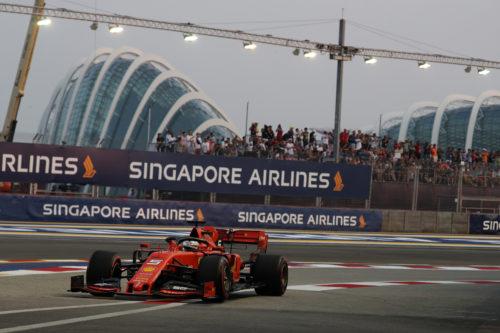 F1 | GP Singapore: le Qualifiche in DIRETTA (live e foto)