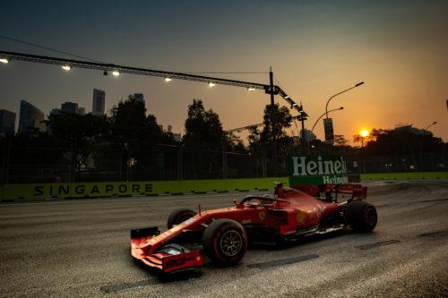 F1 | GP Singapore: la Gara in DIRETTA – Vettel vince! Leclerc e Verstappen sul podio