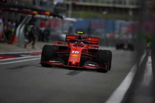 F1 | Gran Premio di Russia: le Qualifiche in DIRETTA – Leclerc in pole!