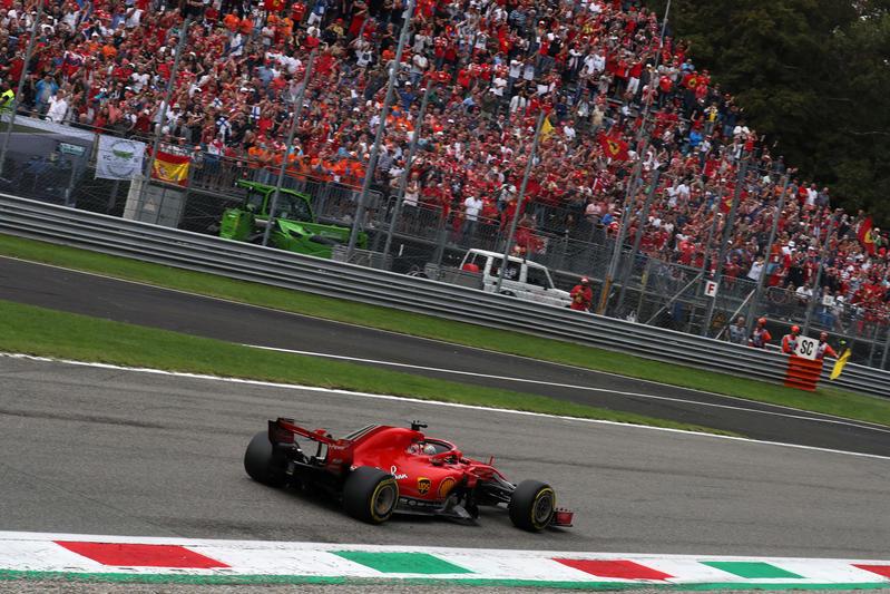 F1 | Gran Premio d'Italia : Prove Libere 1 in DIRETTA (live e foto)